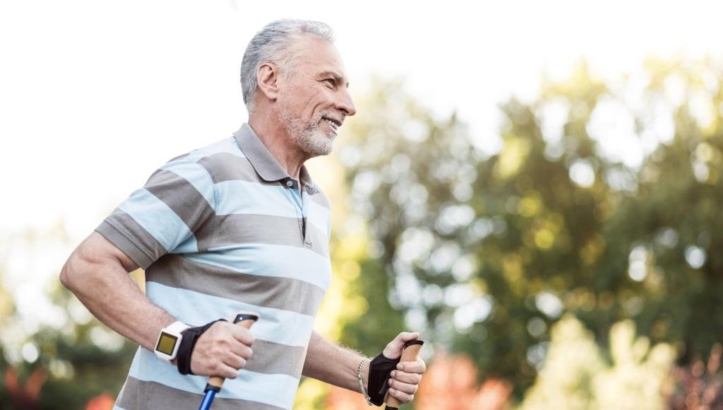 Testosteron bei älteren Männern