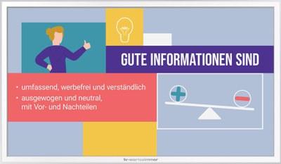 Neuer Patientenfilm: Gesundheitsinformationen im Internet